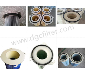 Lug Flange Filter Cartridge Data Sheet