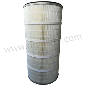 Cylindrical Air Filter Cartridge