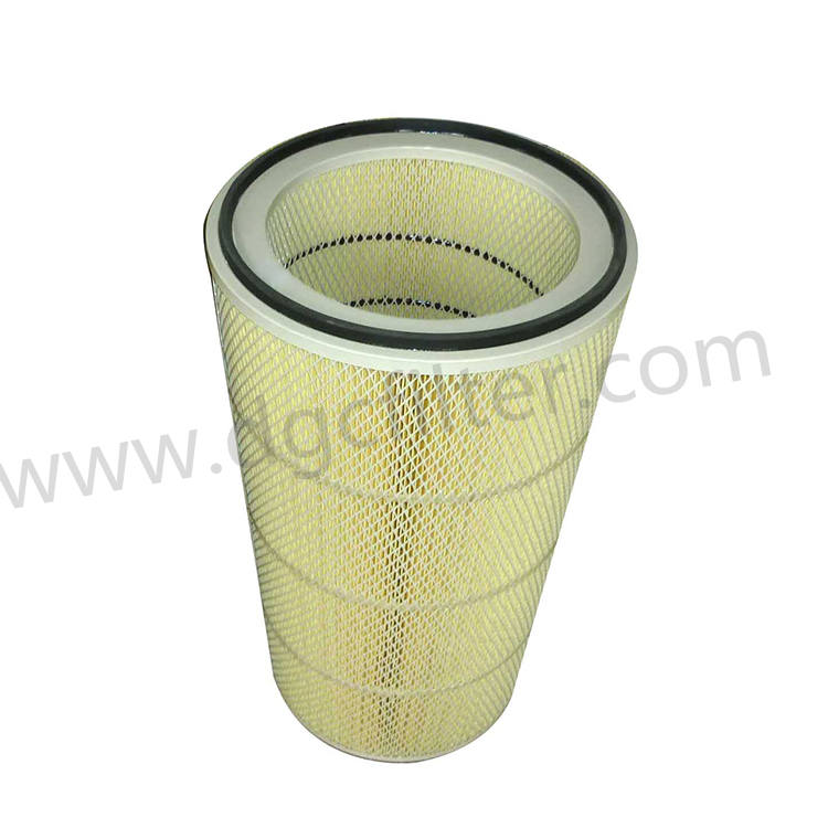 Gas Turbine Air Intake Cartridge