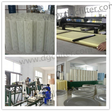 Factory Pleated Folding Processing