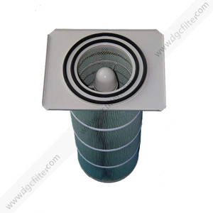 Replacement CAMFIL Square End Cap Filter Cartridge
